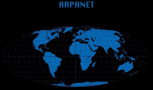 Первый сервер ARPANET
