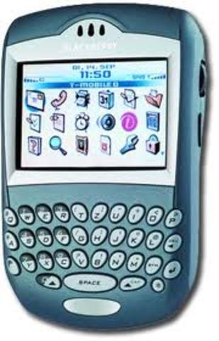 Blackberry Serie 7200