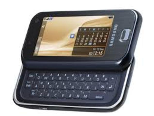 Samsung Sgh F700.