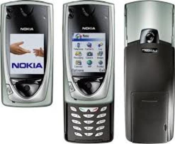 El Nokia 7650
