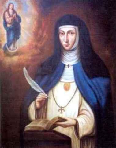 Poemas Sor María de los Ángeles