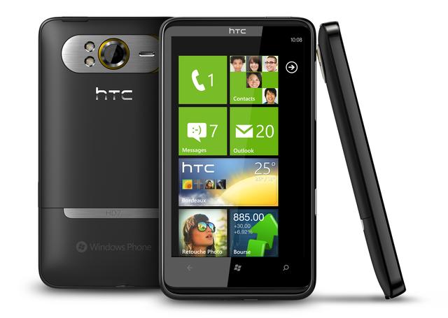 HTC Windows 7