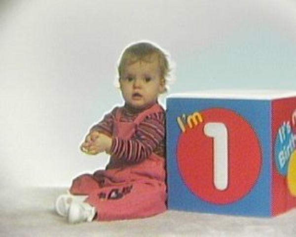I'm 1 Year Old
