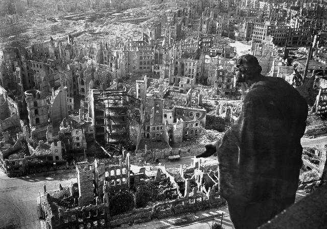 Operation Thunderclap (Bombing of Dresden) Part I