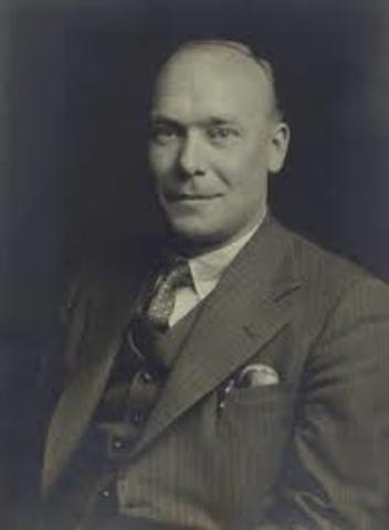 Nacimiento de William Astbury