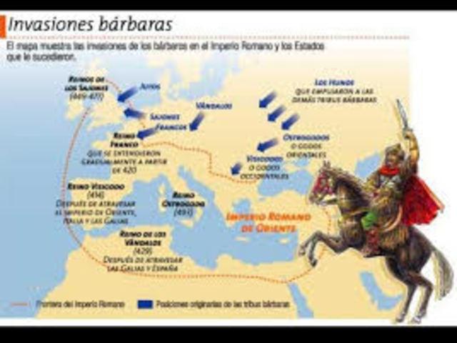 Invasión de los Bárbaros:
