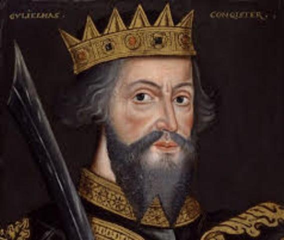 Invasión de Normandos a Inglaterra