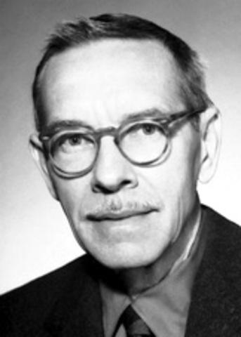 Nacimiento de Alfred Hershey
