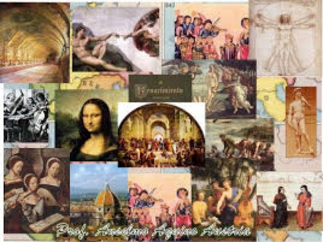 Renacimiento y Humanismo: renovación literaria, artística y científa