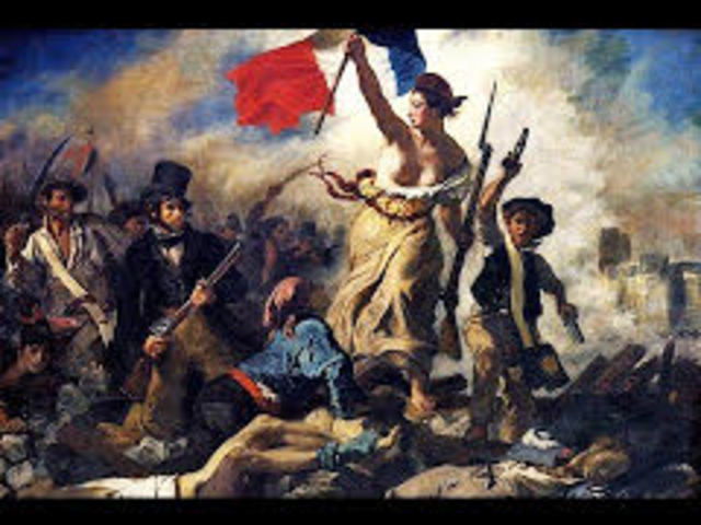 EPOCA CONTEPORANEA Revolución Francesa