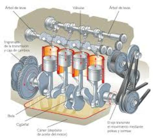 Motor a combustion