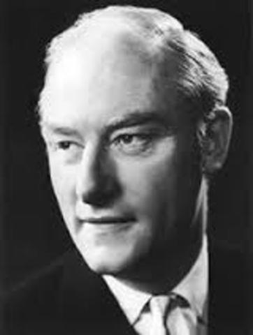 Nacimiento de Francis Crick.