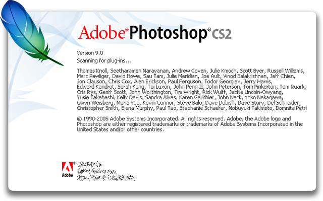 Photoshop 9.0