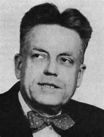 Alfred Kinsey Publishes Sexual Behavior in the Human Male
