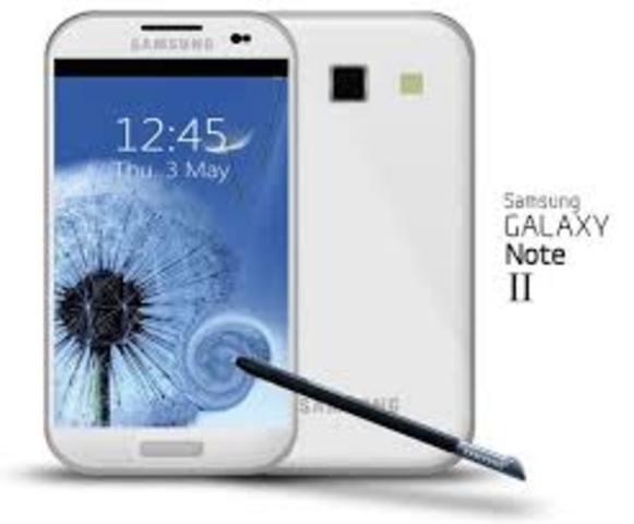 Samsung galaxy note 2