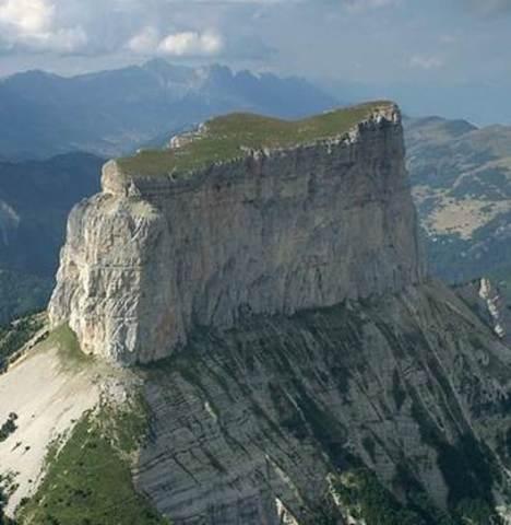 Ascensão do Monte Aiguille - França