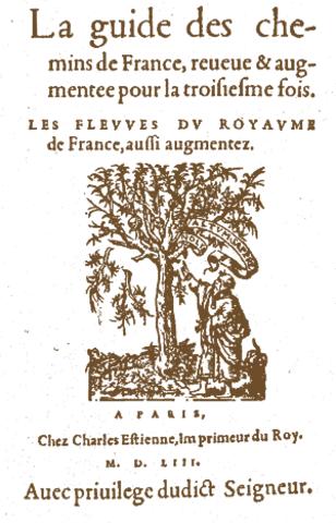 Guia dos Caminhos da França
