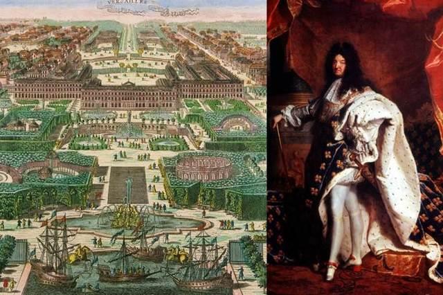 Maneira de Mostrar os Jardins - Luís XIV