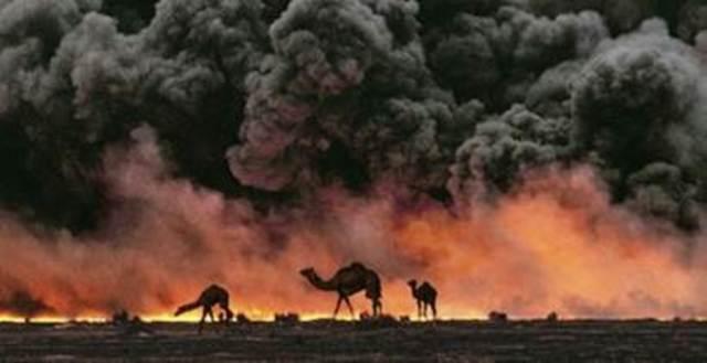 Crise causada pela Guerra do Golfo