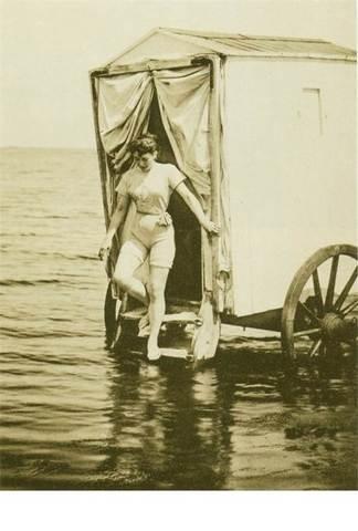 Banhos de mar - status
