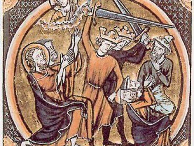 1010 Persecución contra los judíos en Francia.- Los musulmanes destruyen iglesias cristianas en Jerusalén.