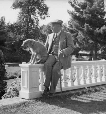 Mort de Mackenzie King