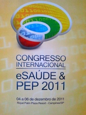 e-Saúde e PEP 2011