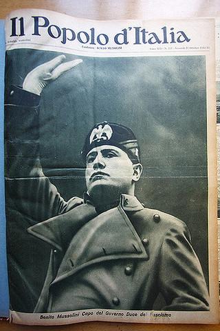 ITÀLIA - La fundació del feixisme