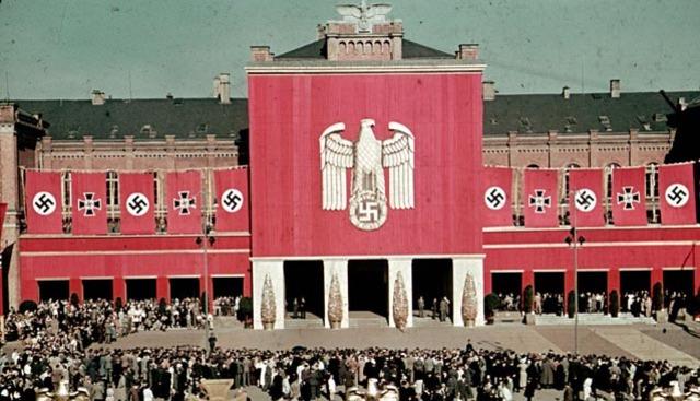 Proclamació Tercer Reich