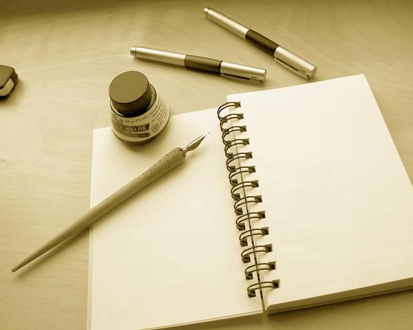 Un écrivain