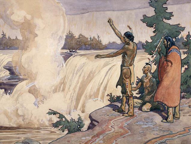 Présence autochtones au Québec depuis environ 7 500 ans