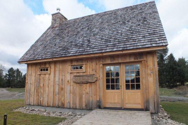 Le Parc Oméga recrée le 1er poste de traite de l'Outaouais