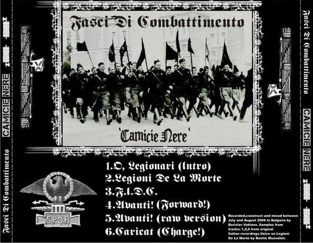 I: Mussolini funda el Fasci di Combattimento