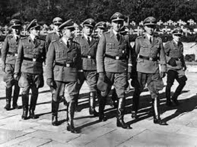 A: Creació de la Gestapo