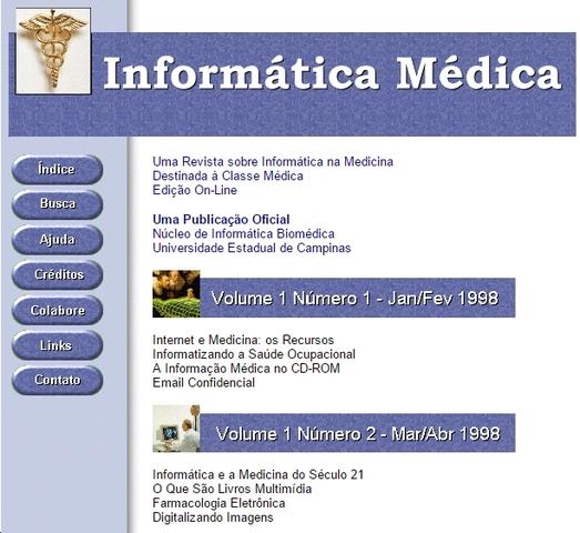 Revista Informática Médica