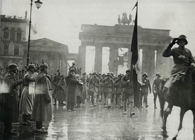 Proclamació de la República a Berlín