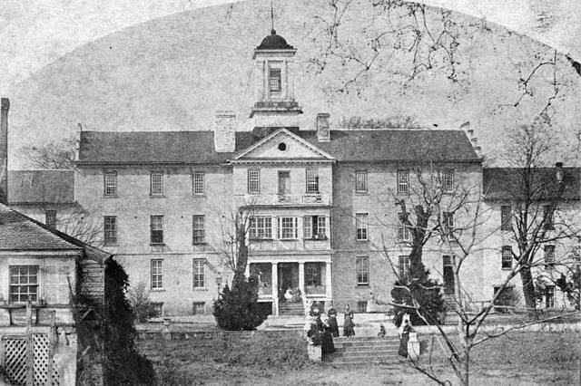 "Eastern State Hospital (a.k.a. ""Public Hospital"")"