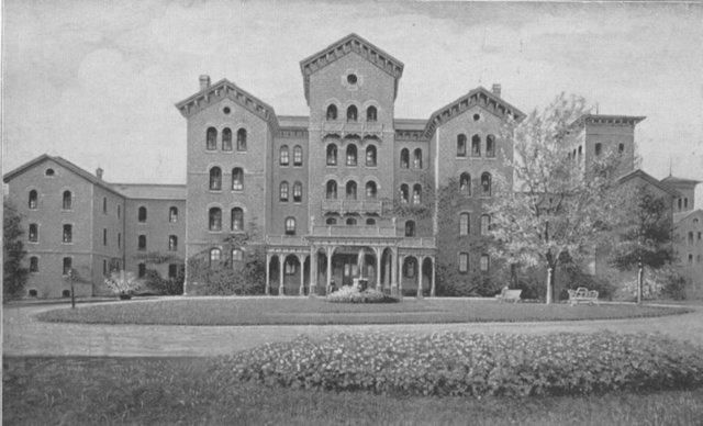 Spring Grove Hospital Center