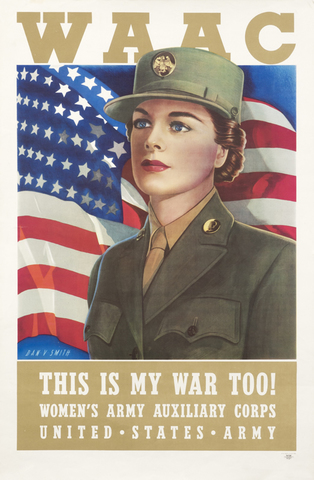Women's Auxiliary Army Corps Formation (WAAC) (Part of EQ #7)