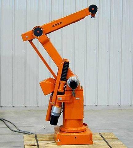 Robot para soldaduras