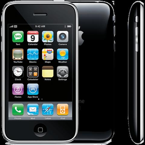 APPLE LANZA EL IPHONE 3G
