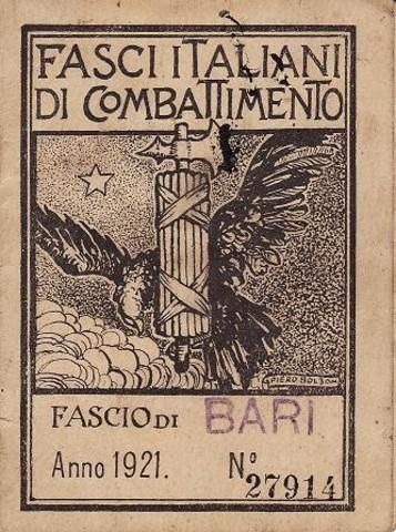 Creació Fasci Italiani di Combattimento