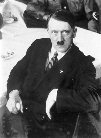Hitler anomenat canceller