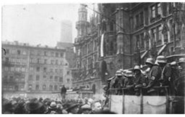 1923 Putsch de Munic