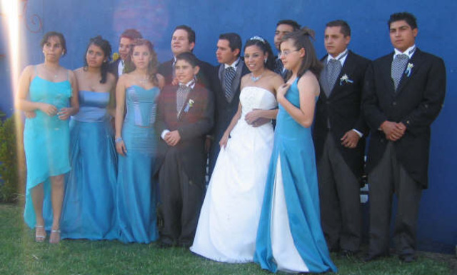 boda de mi hermana