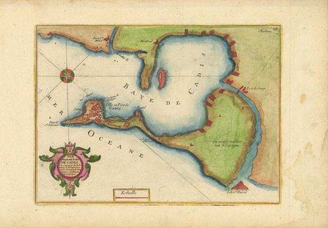 Llegan a Cádiz las primeras tropas italianas.