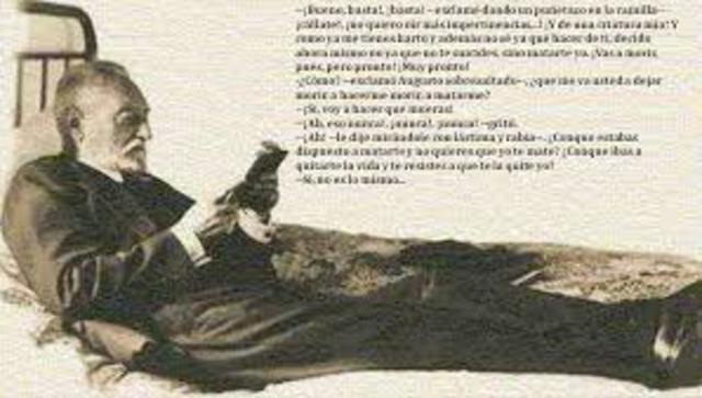 Muerte de Unamuno
