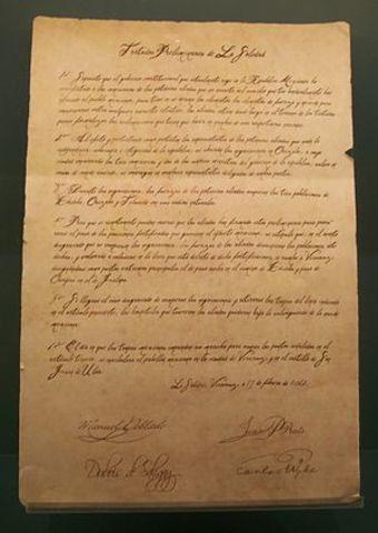 Plan de la Soledad (también conocido como Plan de Bernardo Reyes)