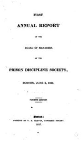 Boston Prison Discipline Society