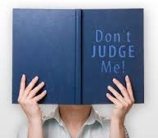"""""""Don't judge a book by its cover."""" (Bradbury 148)"""